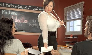 Huge Tits Teacher Pics